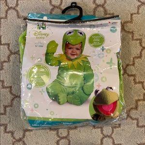 Kermit Baby Halloween Costume - 12-18 Months